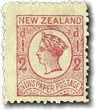 1873 Newspaper Stamp