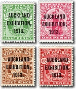 1913 Auckland Exhibition