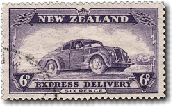 1939 Express Delivery