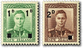 1941 King George VI Provisionals