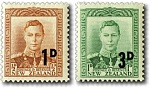 1952 King George VI Provisionals
