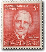1957 Plunket Society 50th Anniversary