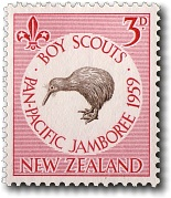 1959 Boy Scouts Pan-Pacific Jamboree