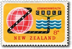 1963 Commonwealth Pacific Cable Opening