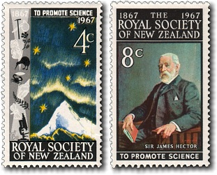 1967 Royal Society of New Zealand Centenary