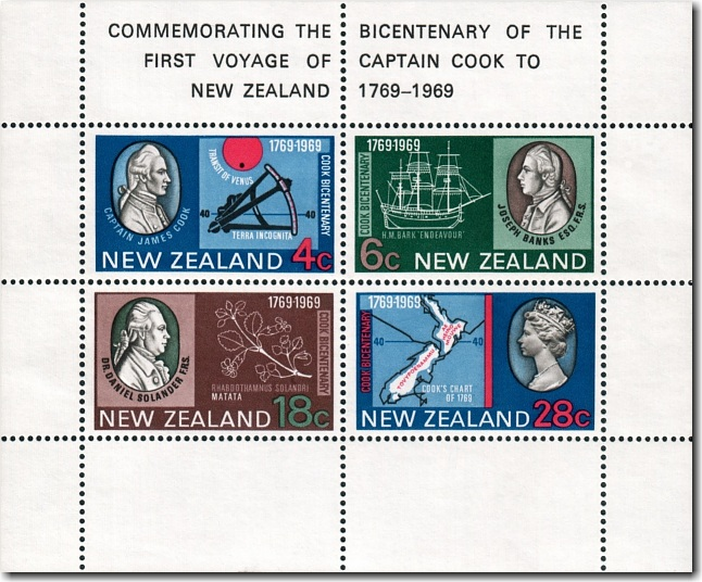 1969 Captain Cook Bicentenary