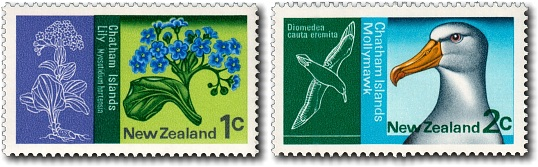 1970 Chatham Islands