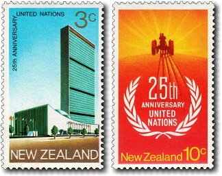 1970 United Nations 25th Anniversary