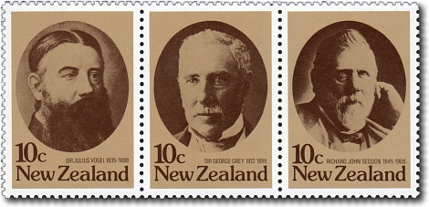 1979 Statesmen of the 19th Century