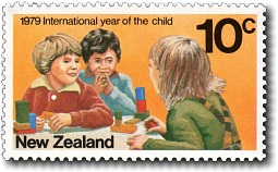 1979 United Nations Year Of The Child