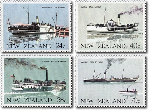 1984 Vintage Transport - Passenger Ferries