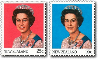 1985 Royal Definitives