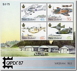 1987 Royal New Zealand Airforce