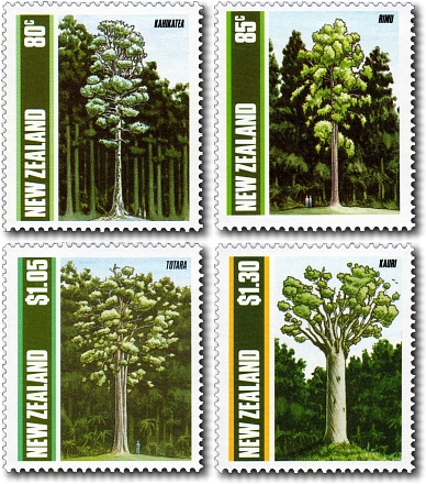 1989 Native Trees