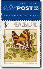 1991 Butterfly Definitives