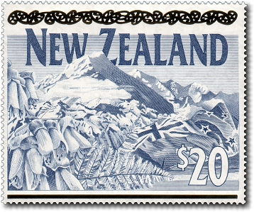 1994 Mount Cook Definitive
