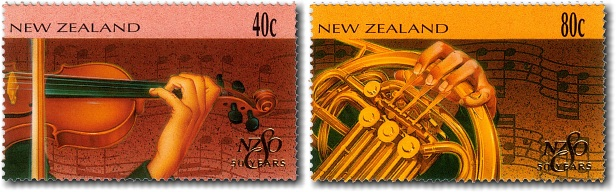 1996 New Zealand Symphony Orchestra (NZSO) 50th Anniversary
