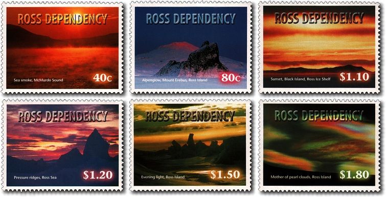 1999 Ross Dependency Night Skies