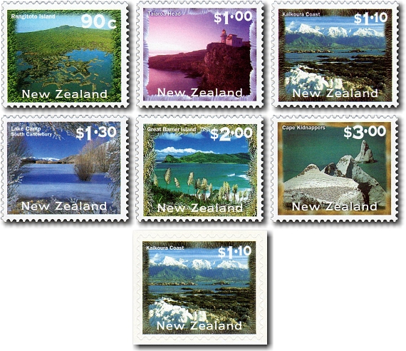 2000 Scenic Definitives