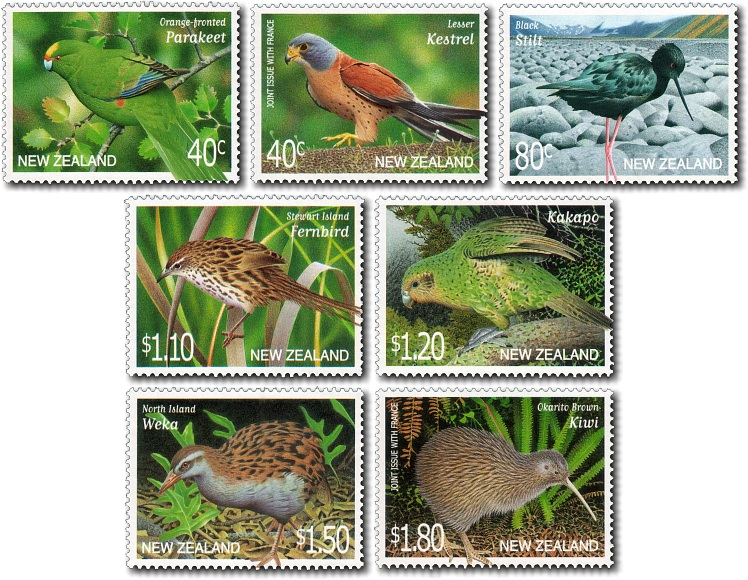 2000 Threatened Birds