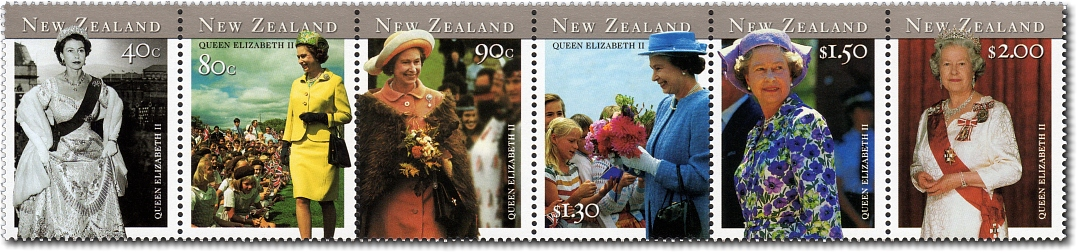 2001 Queen Elizabeth II Royal Visits