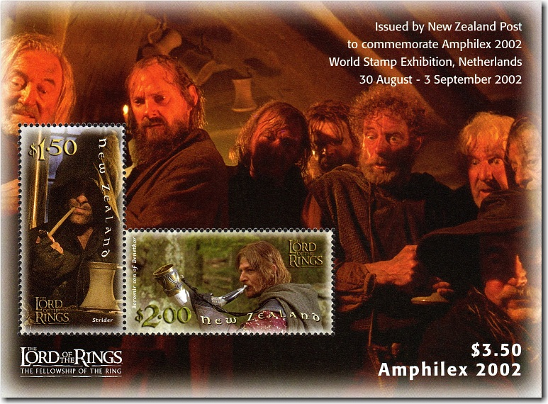 2002 Amphilex Stamp Exhibition