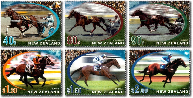 2002 Group One Winners / Year of the Horse