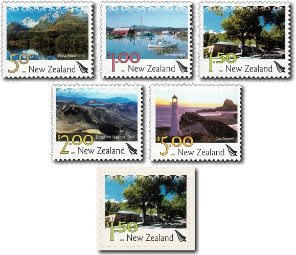 2003 Scenic Definitives