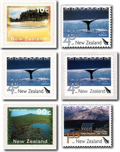 2004 Scenic Definitives