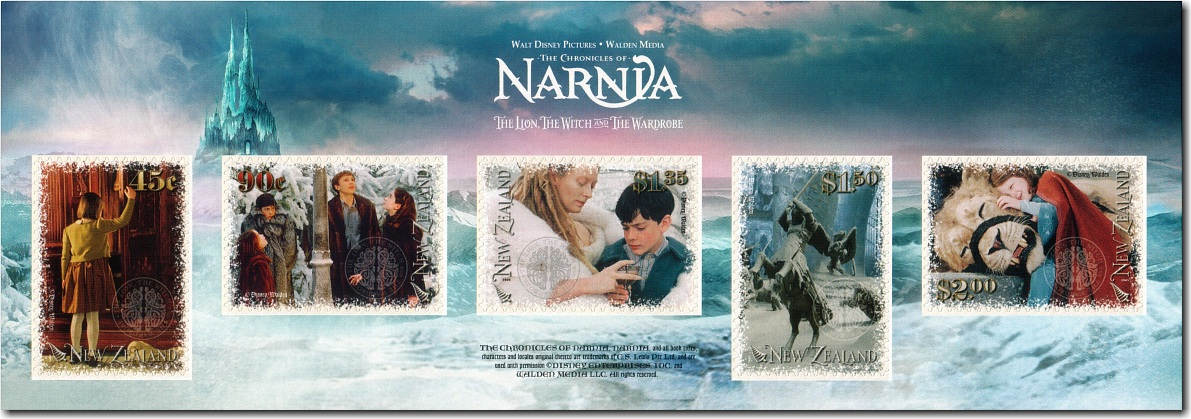 2005 Narnia - The Lion, The Witch and The Wardrobe