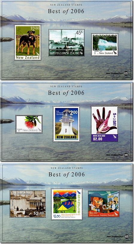2006 Best of / New Zealand Post Reward Points