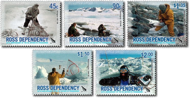 2006 Ross Dependency 50th Anniversary Antarctic Programme