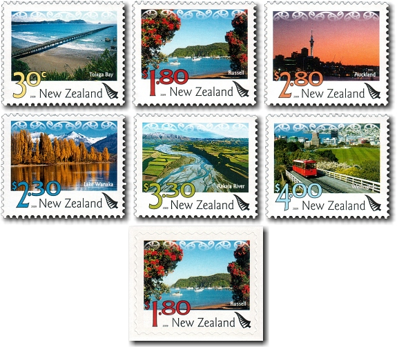 2009 Scenic Definitives