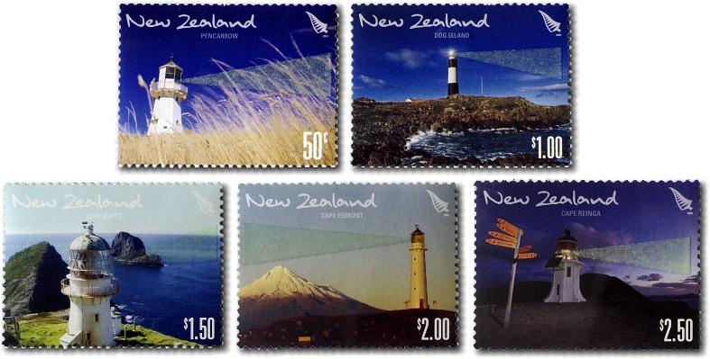 2009 Lighthouses