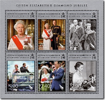2012 Queen Elizabeth II Diamond Jubilee