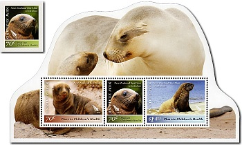 2012 Health - New Zealand Sea Lion