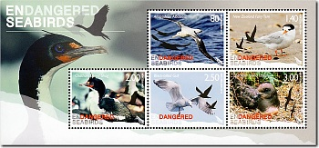 2014 Endangered Seabirds