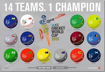2015 ICC Cricket World Cup