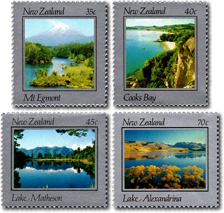 1983 Beautiful New Zealand