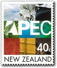 1999 Asia-Pacific Economic Co-operation (APEC) Meeting in New Zealand