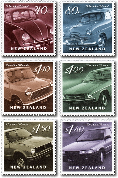 2000 On the Road - Classic Cars