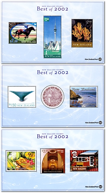 2002 Best of / New Zealand Post Reward Points