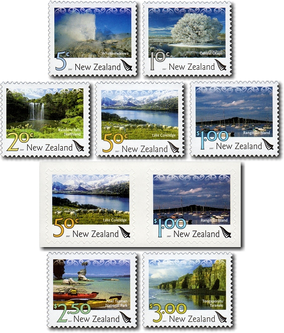 2007 Scenic Definitives
