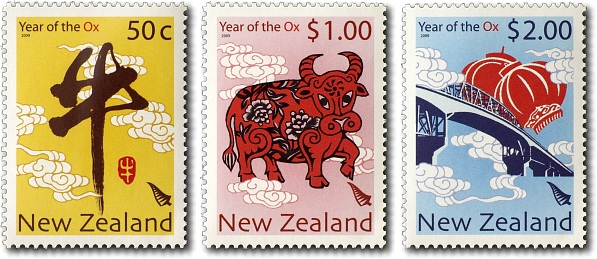 2009 Year of the Ox
