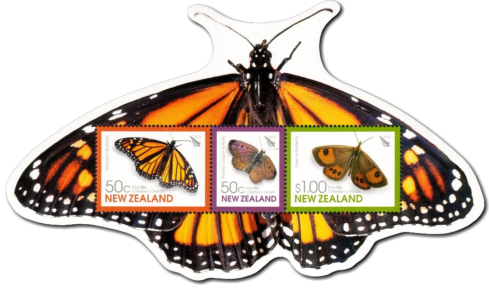 2010 Health - Butterflies