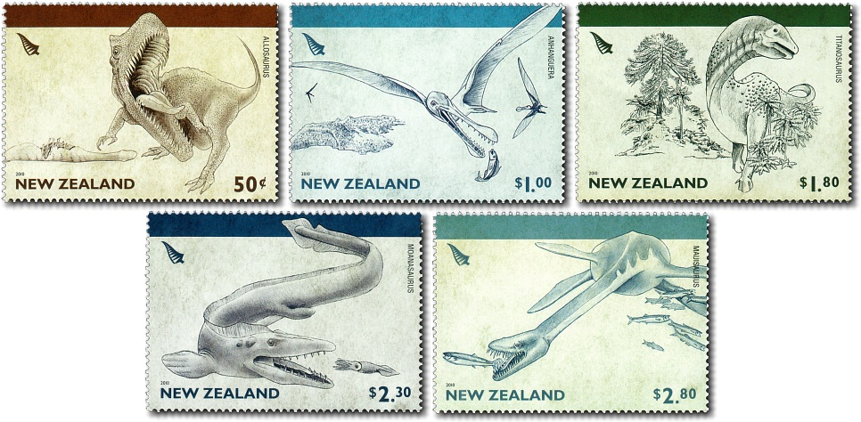 2010 Ancient Reptiles of New Zealand