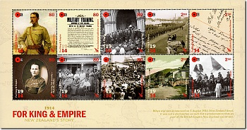 2014 For King and Empire - 1914