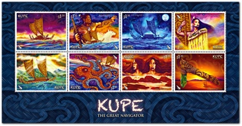 2019 Kupe - The Great Navigator