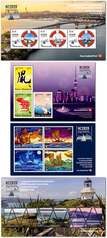 2020 NZ2020 International Stamp Exhibition